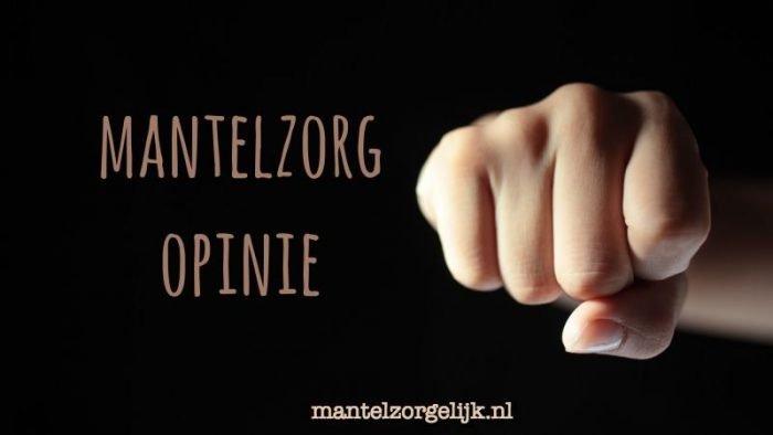 """""""Bewustwordingscampagne Mantelzorg""""? Dat Is De Verkeerde Campagne! #opinie"""