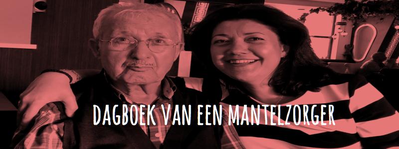 Dagboek Van Een Mantelzorger: Onthand En Snor Weg #alzheimer