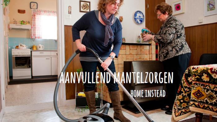 Aanvullend Mantelzorgen #homeinstead