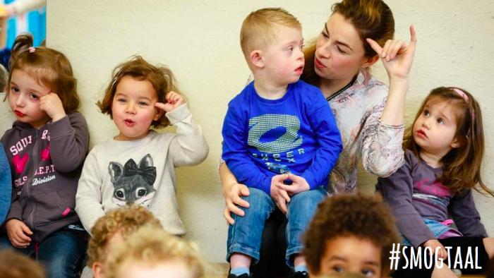 Jongen Met Downsyndroom Is Populairste Van De Klas Dankzij 'smogtaal'