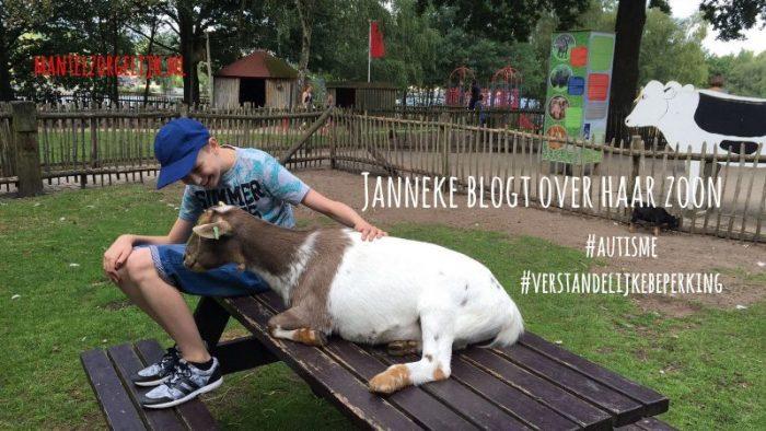Janneke Blogt Over Haar Zorgintensieve Zoon: 'Tandarts'