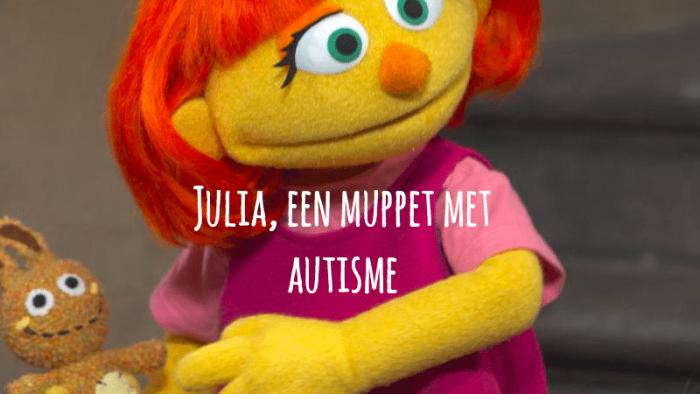 Sesamstraat Krijgt Een Muppet Met Autisme
