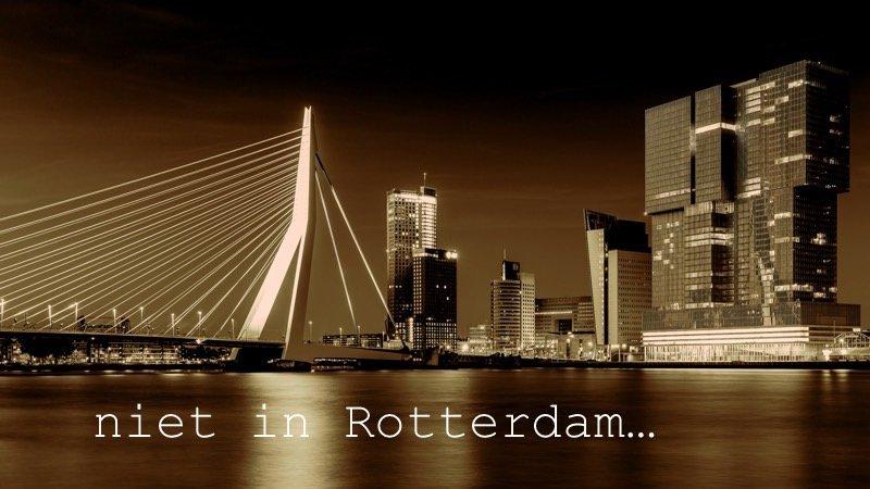 Mantelzorgverzekering In Heel Nederland… Maar Niet In Rotterdam