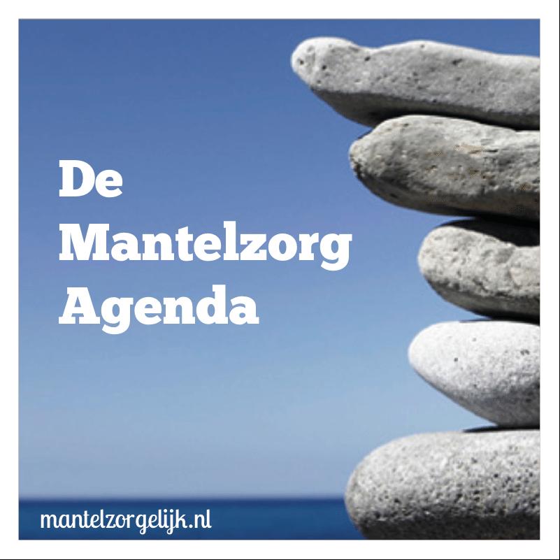 Geef Jouw Bijeenkomst Op Bij De Mantelzorg-Agenda!