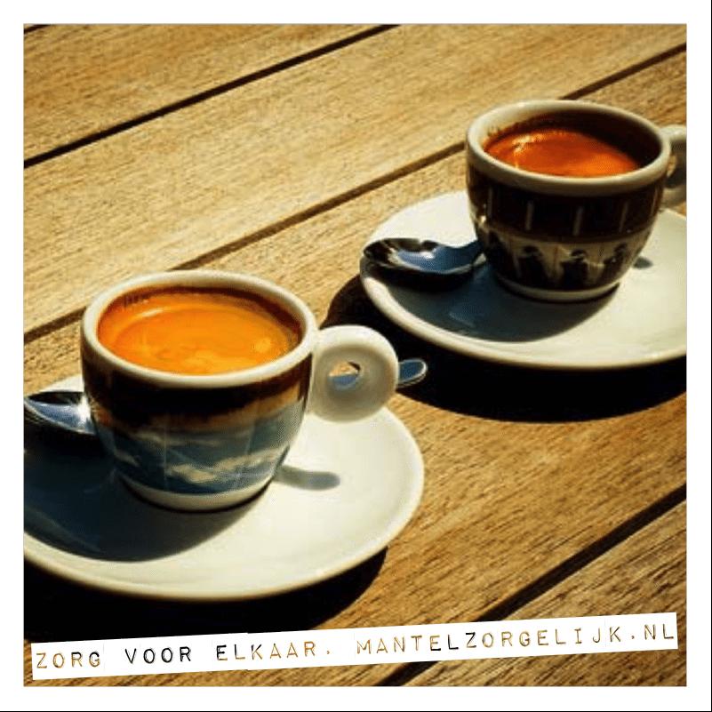 Het Belang Van Een Kopje Koffie
