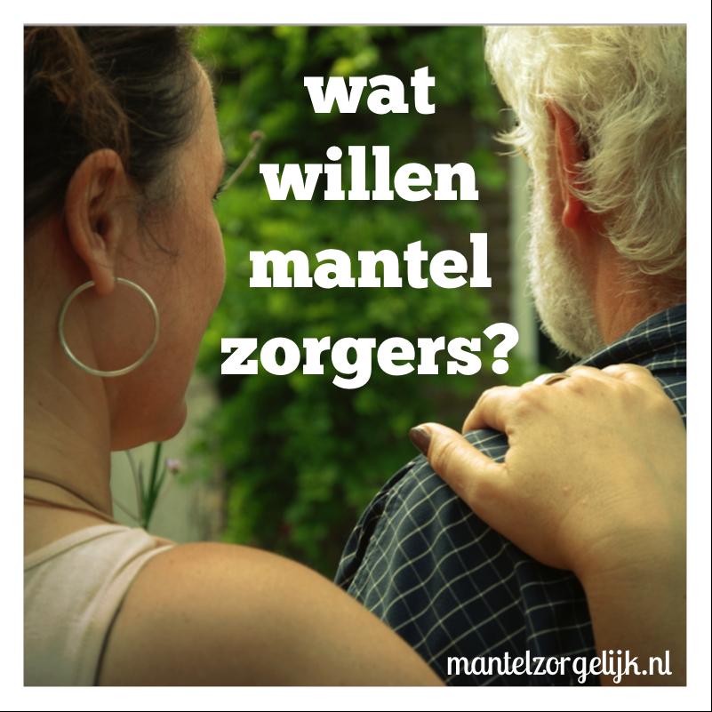 'Mantelzorg Compliment Kan Anders' – Lokaal Politicus Pleit Voor Bloemen Of Telefoontje