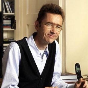 Marcel Olde Rikkert, hooglerar geriatrie aan de Radboud Universiteit