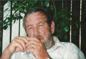 Piet van Lierop, de vader van Priscilla