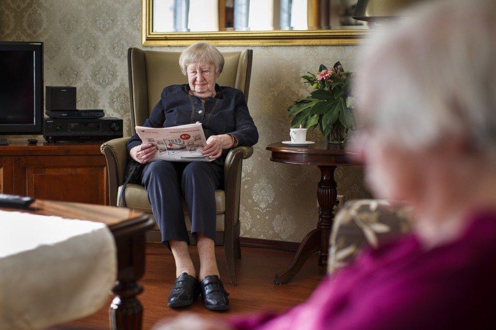 Het 'dementendorp' – Prachtige Fotoreportage Over De Hogeweyk In Weesp