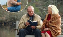 Twee Geliefden Die Elkaar Elke Dag Opnieuw Ontmoeten #dementie
