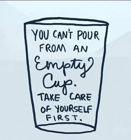 Zorg Eerst Voor Jezelf #mantelzorgelijkquote
