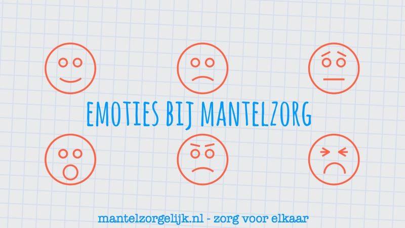 Emoties Bij Mantelzorg 12 – Schuldgevoel