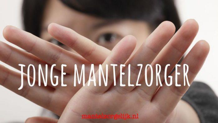 'We Moeten Jonge Mantelzorgers Eerder Opsporen' #weekvandejongemantelzorger