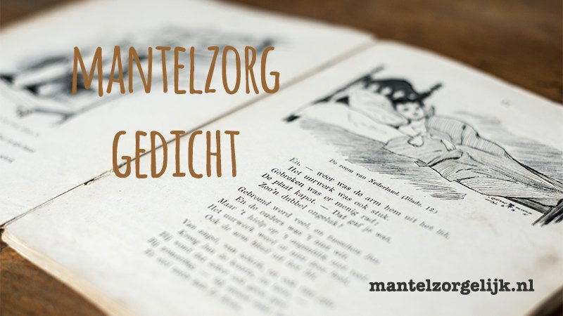 Opeens Mantelzorger – Gedicht Van Marcha