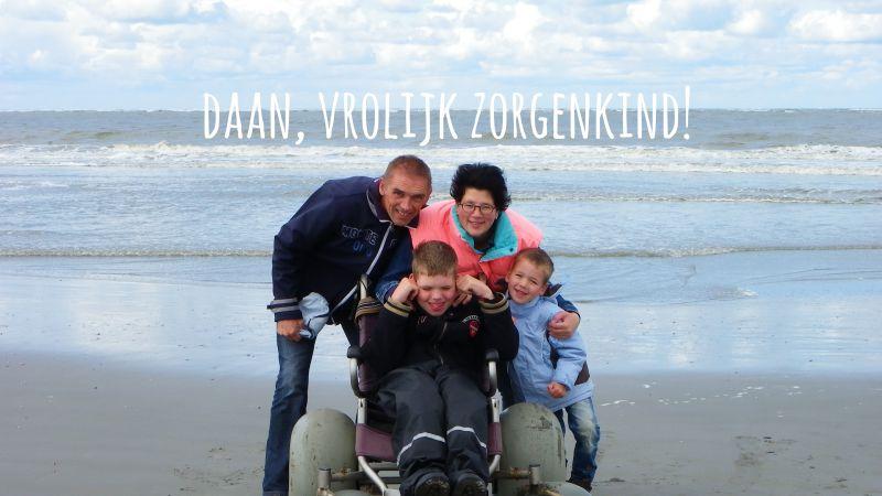Daan, Vrolijk Zorgenkind: 'Strijd'