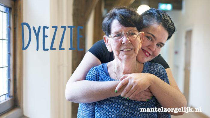 Mama's Kiwi! #alzheimer