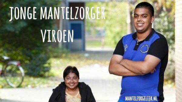 Jonge Mantelzorgers Verplegen Eigen Moeder Broertjes En Zusjes