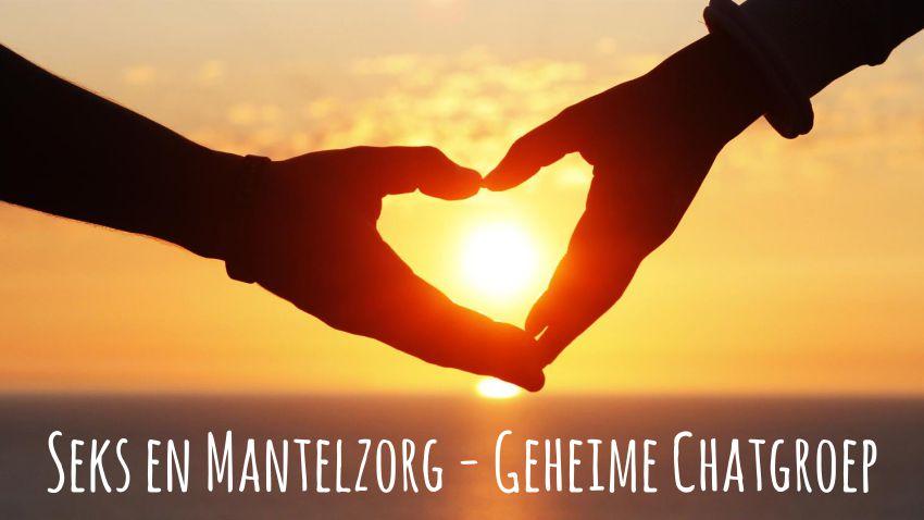 Seks En Mantelzorg #persoonlijk #chatgroep