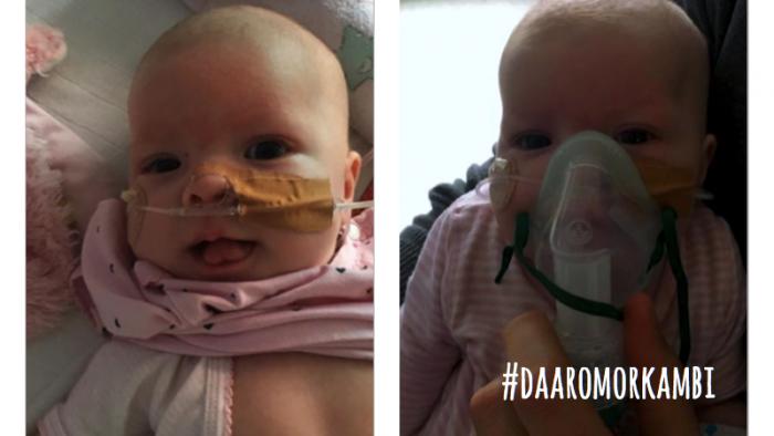 Lotte Kan Niet Buiten Haar Medicijn! #daaromOrkambi #taaislijmziekte