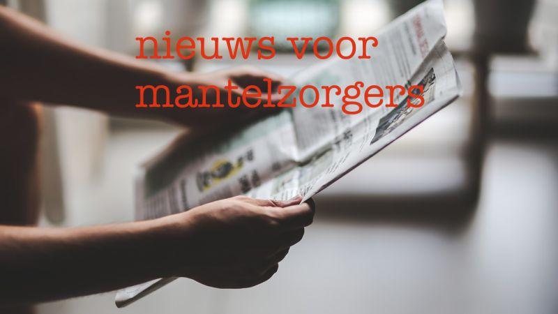 Nieuws Voor Mantelzorgers2 UA