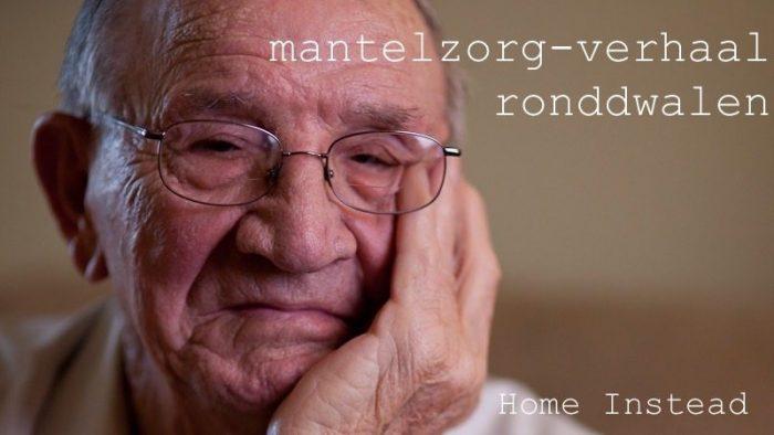 Ronddwalen #HomeInstead #mantelzorg #dementie