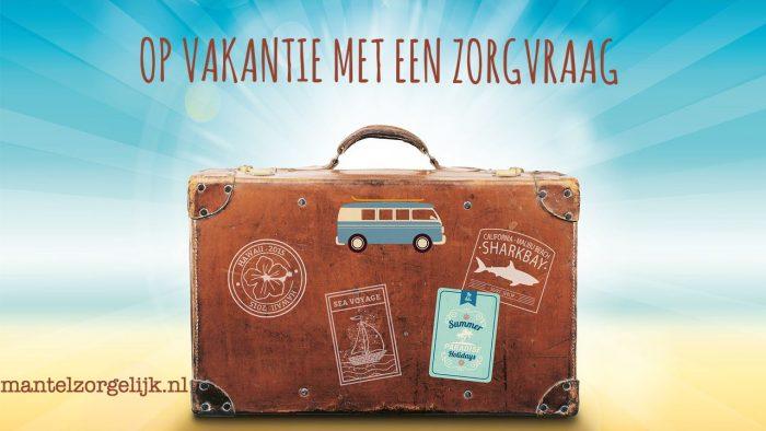 Samen Op Mantelzorg-vakantie! #serie #tip5 #vakantieadressen