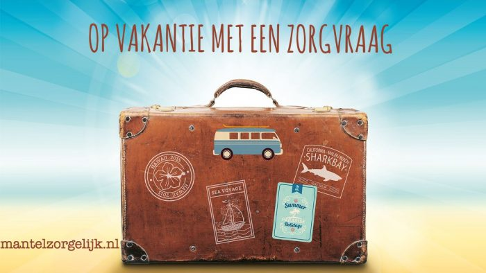 Samen Op Mantelzorg-vakantie! #serie #tip1 #expert