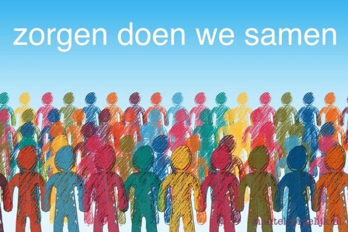 Mantelzorgers Leveren Driekwart Van Alle Zorg Thuis!