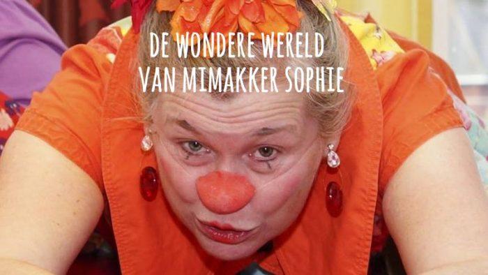 De Wondere Wereld Van MiMakker Sophie: 'Sophietje'