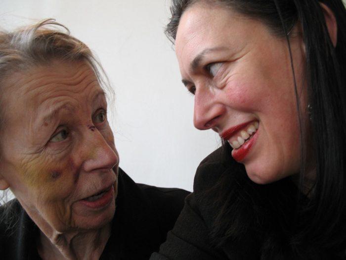 Het Leven Tussen Ons In #AdelheidRoosen #Mam #AlzheimerFluisteren
