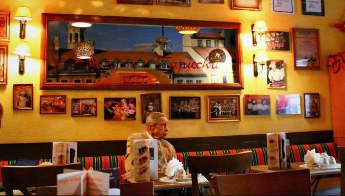 Oude Man Restaurant UA