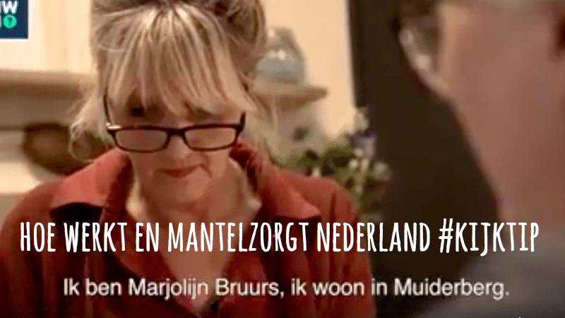 Hoe Werkt (en Mantelzorgt) Nederland? #video
