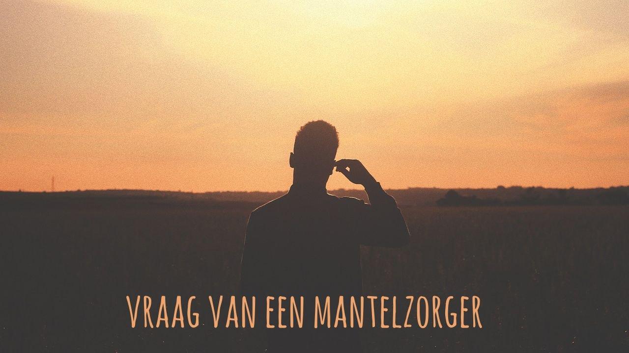 Respijtzorg In Zuid-Holland Gezocht! #mantelzorgvraag
