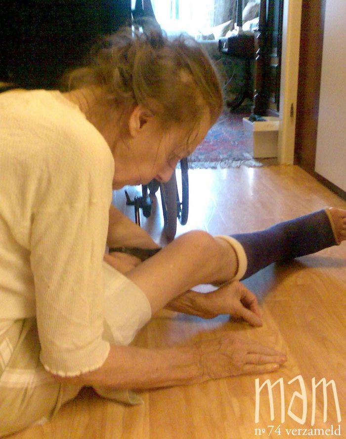 Stofzuigerhanden #Mam #AdelheidRoosen #AlzheimerFluisteren #74