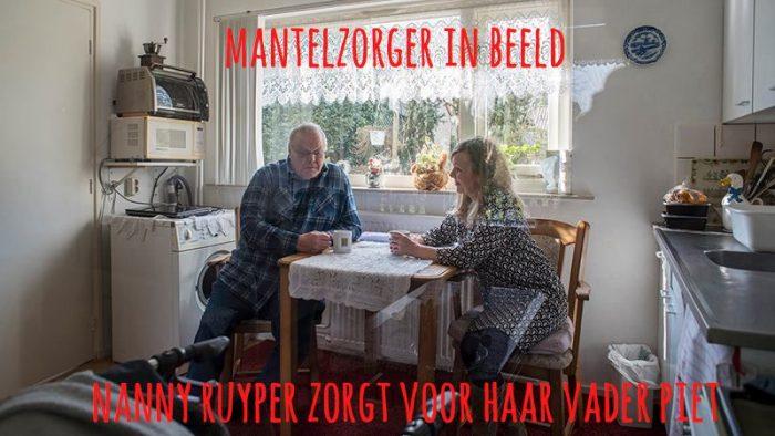 Mantelzorger In Beeld: Nanny Ruyper #zorgvoorelkaar