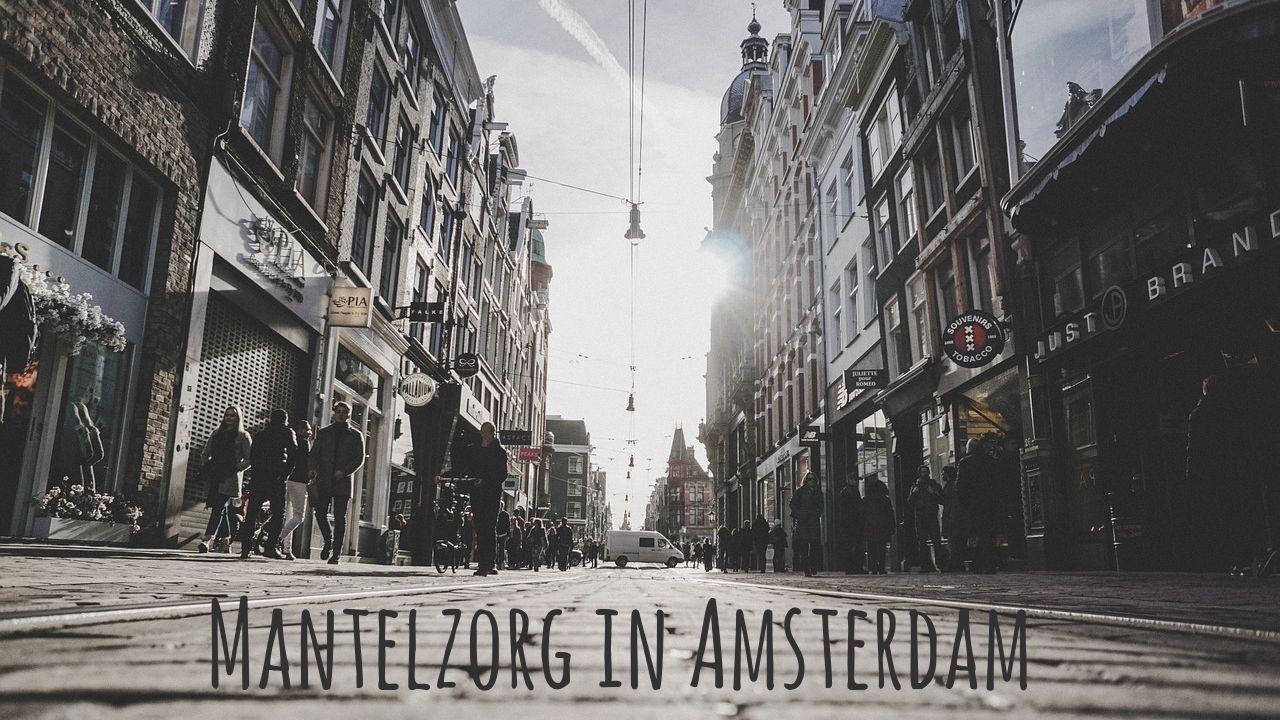 Amsterdam Geeft Aandacht Aan Mantelzorgers #regelingen #hulp