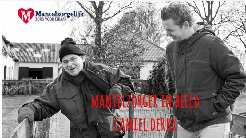 Mantelzorger In Beeld: Camiel Derkx