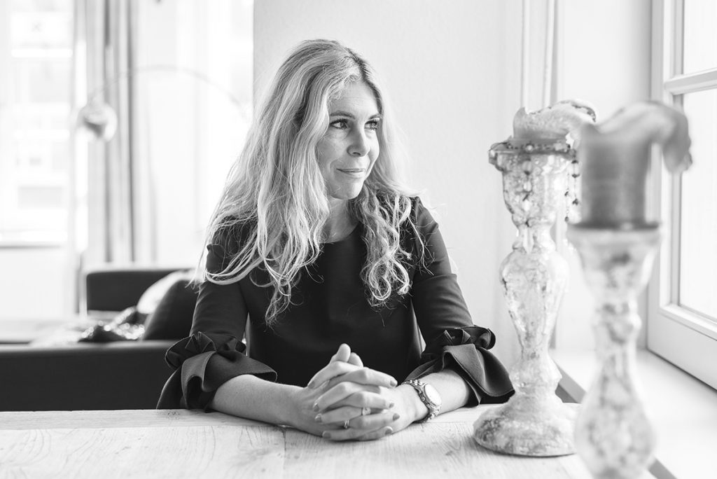 Minke van der Deure foto © Claudia Otten