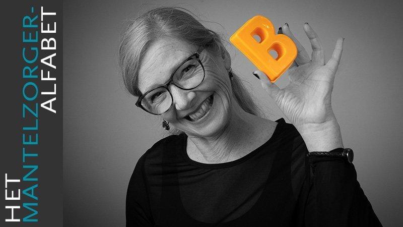 De Letter B is Van… Brein, bewegen, Buiten En Bakkie