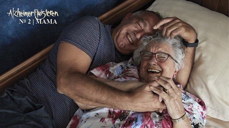 #Alzheimerfluisteren   Mama En Gerard
