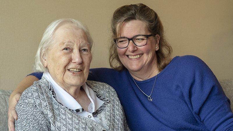 Onze Wereld Met Meneer Alzheimer: Terugblikken Of Het Heden