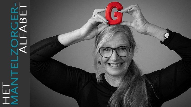 Zorg ABC: De Letter G Is Van…  Geluk, Gul En Grappig