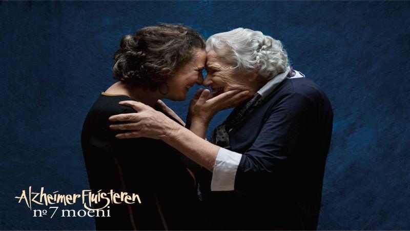 Alzheimer Fluisteren 7 – Moenie + Liesbeth