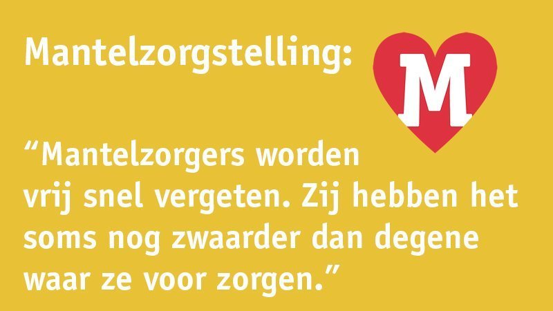 Mantelzorg-stellingen. Discussieer Je Mee?