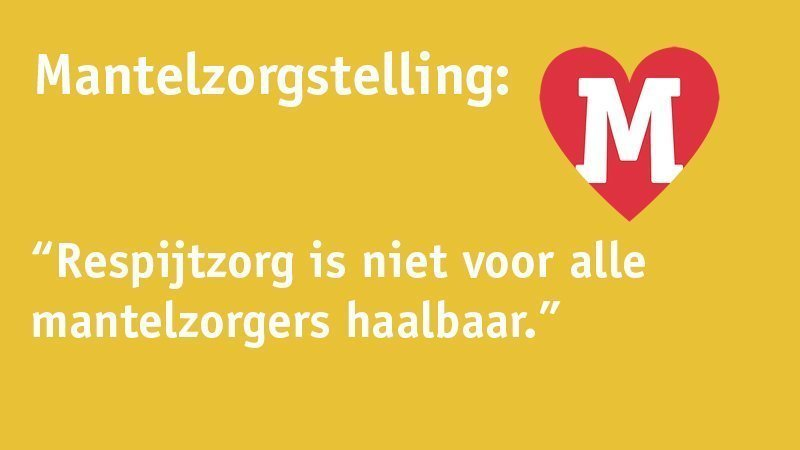 Mantelzorgstelling – Discussieer Je Mee?