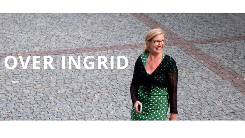 Nieuwjaarswens Van Ingrid Keestra