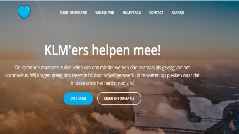 Mantelzorgelijk Gaat Samenwerken Met Blauwhelpt.nl #coronahulpvoormantelzorgers