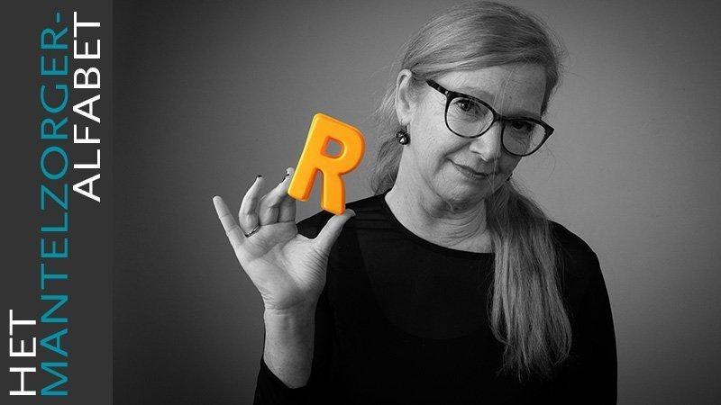 De Letter R Is Van… Roddelen, Reuring En Rechtsbescherming #zorgabc