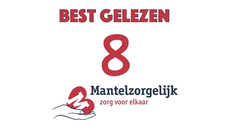 Mantelzorgers Hebben Ondersteuning Op Maat Nodig ! #nummer8