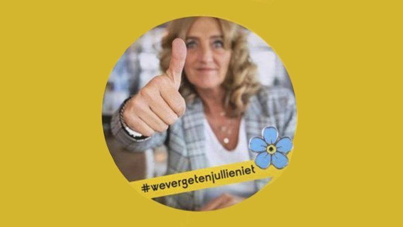 21 September Is Wereld Alzheimer Dag